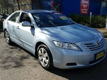 2009 Toyota Camry ACV40R 09 Upgrade Altise Blue 5 Speed Automatic Sedan Five Dock Canada Bay Area Preview