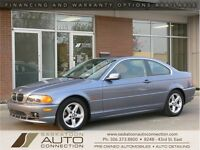 2003 BMW 3 Series 325ci ***LOW KM***