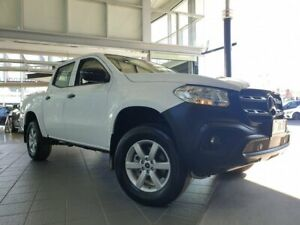 2020 Mercedes-Benz X-Class 470 X250d 4MATIC Pure White 6 Speed Manual Utility North Hobart Hobart City Preview