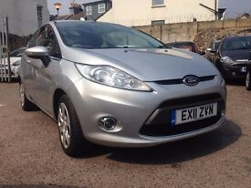 Ford Fiesta 1.4 TDCi DPF Zetec 3dr£3,995 one owner