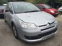 2004 Citroen C4, starts and drives well, MOT until 9th October, car located in Gravesend Kent, any q