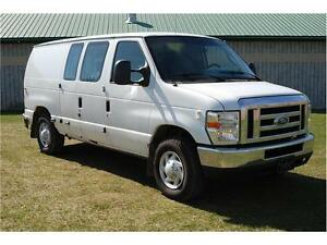 2008 Ford E150 Cargo Van - $6995.00 - Great Work Truck!