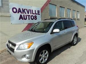 2009 Toyota RAV4 Limited-KEYLESS GO-LEATHER-SUNROOF