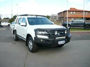 2017 Holden Colorado LS Automatic Ute Collie Collie Area Preview