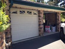 2 Panel lift garage doors Heathcote Sutherland Area Preview