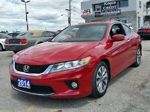 2014 Honda Accord Cpe EX