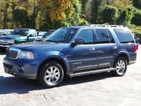 2003 Lincoln Aviator $2500 and seven more cars each for $499