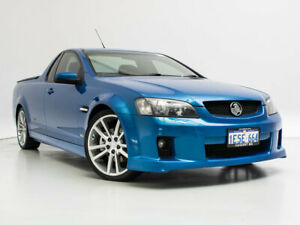 2008 Holden Commodore VE SS Blue 6 Speed Automatic Utility