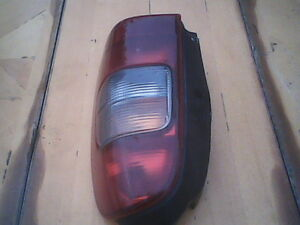 Montana Mini Van Tail Light