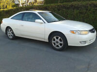 **IMMPECABLE*2000 TOYOTA CAMRY SOLARA SLE COUPE--FULL LOAD !!