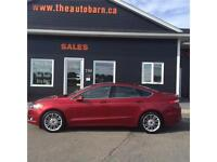 2013 Ford Fusion SE - Leather, Nav, - ONLY $16995!!!