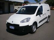 2013 Peugeot Partner B9P Update 1.6 HDI White 5 Speed Manual Van Beaconsfield Fremantle Area Preview