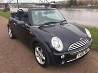 2006 06 MINI CONVERTIBLE 1.6 ONE 2D 89 BHP