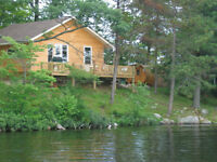 Waterfront Log Cabin Resort! 239 Carter Side Rd. MLS®SM104110