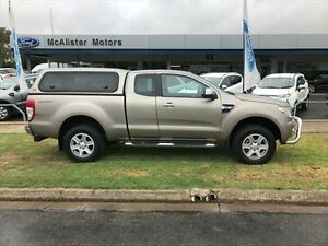 2013 Ford Ranger PX XLT 3.2 HI-Rider (4x2) Sparkling Gold 6 Speed Automatic Super Cab Pick-up Young Young Area Preview