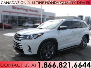 2017 Toyota Highlander LIMITED | NAVIGATION | NO ACCIDENTS