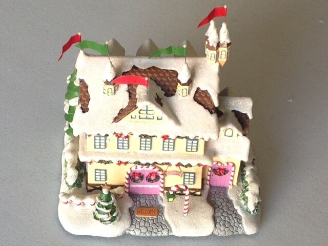 Hawthorne Village - Rudolph