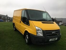 ford transit 115 and a/c