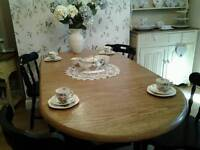 Table and chairs(severn beach)