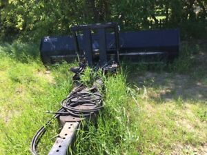 12ft Blade for Front Wheel Assist Tractor 2WD - Farm Equipment