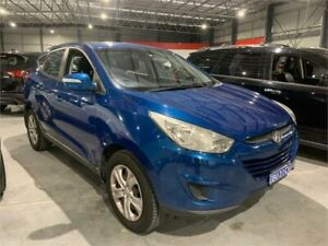 2013 Hyundai ix35 LM3 MY14 Active Blue 6 Speed Sports Automatic Wagon Boolaroo Lake Macquarie Area Preview