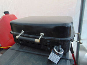 camping propane BBQ for camping all works in nice shape also ca