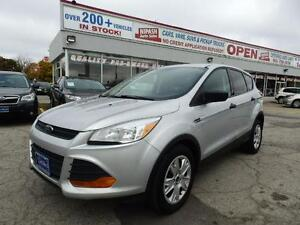 2014 Ford Escape S BLUETOOTH BACK UP CAMERA NO ACCIDENTS ONTARIO