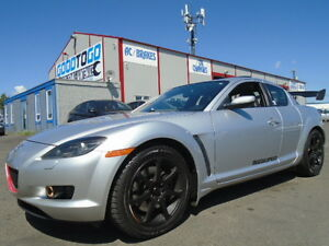 2005 Mazda RX-8 GT----CUSTOM---LUXURY SPORT PKG-LEATHER-SUNROOF