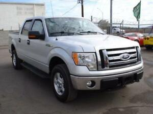 2010 FORD F-150 SUPERCREW 4X4 **V8**