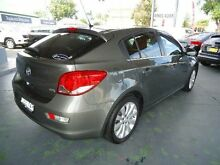 2012 Holden Cruze JH MY12 CDX Grey 6 Speed Automatic Hatchback Hamilton Newcastle Area Preview