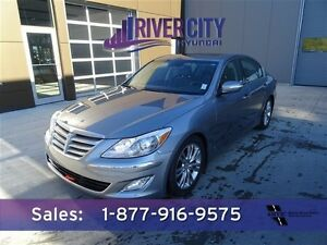 2014 Hyundai Genesis PREMIUM 3.8L Leather,  Heated Seats,  Sunro