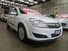 2007 Holden Astra AH MY07 CD White 4 Speed Automatic Wagon Mordialloc Kingston Area Preview
