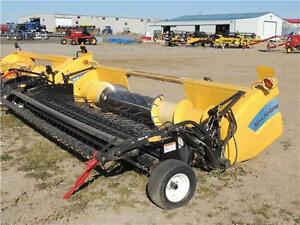 2006 New Holland 76C Pick-Up with a 16' Rake-Up Head, CR/CX/AFX