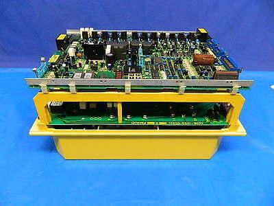 Fanuc A06b-6059-h208 H534 Ac Spindle Servo Drive Unit W 6mo Warranty