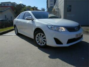 2012 Toyota Camry ASV50R Altise White 6 Speed Sports Automatic Sedan Southport Gold Coast City Preview