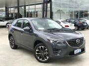 2017 Mazda CX-5 KE1032 Grand Touring SKYACTIV-Drive i-ACTIV AWD Grey 6 Speed Sports Automatic Wagon Palmyra Melville Area Preview