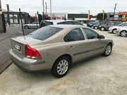 2002 Volvo S60 MY02 Gold 5 Speed Automatic Sedan St James Victoria Park Area Preview