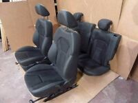 Audi a1 sline seats 3 door in mint condion like new no marks on them