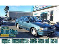 1994 Toyota Tercel DX INSPECTÉ - VENTE RAPIDE