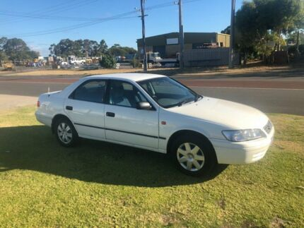 2002 Toyota Camry ACV36R Altise White 4 Speed Automatic Sedan Wangara Wanneroo Area Preview