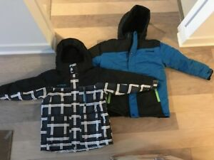 NEVER WORN Northpeak Boys Winter 3 in 1 Jacket Combo