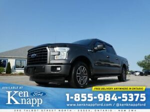 2017 Ford F-150 XLT- 2.7L ECOBOOST- BLUETOOTH- BACKUP CAM- RWD