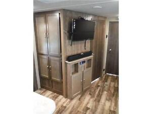 2017 Puma 32FBIS 2 bedroom Travel Trailer with Outside kitchen Stratford Kitchener Area image 9