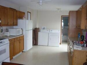 3 bedroom apt. upstairs of house