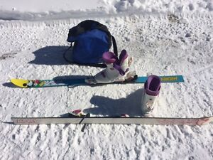 Skis with Boots and Bindings  ***NEW PRICE***