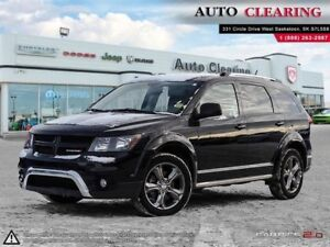 2017 Dodge Journey CROSSROAD/LEATHER/AWD