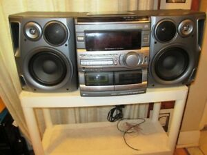 Aiwa Audio Stereo System