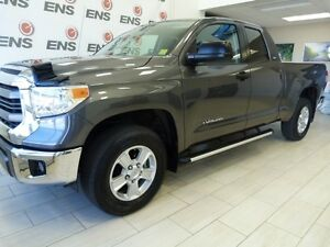 TOYOTA CERTIFIED 2014 TUNDRA DOUBLECAB SR5 4.6 LITRE