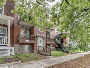 3 1/2 Rosemont - 650$/m & 575$/m - Available July 1st