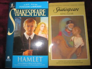 shakespeare lot of 2